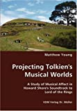 img - for Projecting Tolkien's Musical Worlds book / textbook / text book