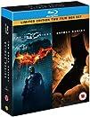 The Dark Knight / Batman Begins (Double Pack) [Blu-ray] [Region Free]