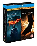 The Dark Knight / Batman Begins (Double Pack) [Blu-ray] [Region Free]