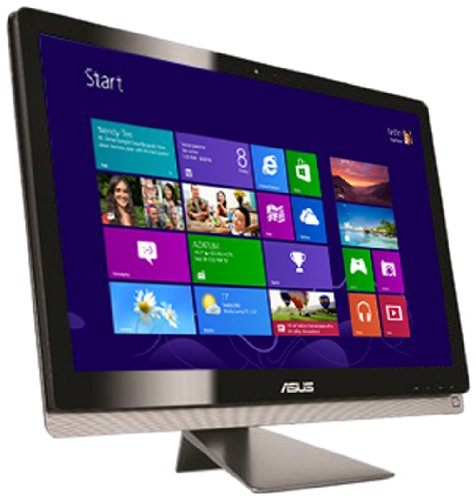 Asus ET2701INTI-B012K 27-inch LED All-in-One Desktop PC (Intel Core i7-3770S 3.1GHz Processor, 8GB DDR3 RAM, 2TB HDD, Touch Screen, 2x USB 3.0, Blu-ray Writer, TV Tuner, NVIDIA GeForce GT640M, Microsoft Windows 8 64-bit)