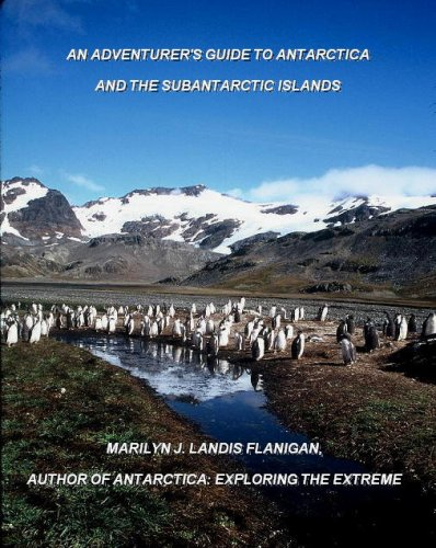 An Adventurer's Guide to Antarctica and the Subantarctic Islands (Shelf Ice compare prices)