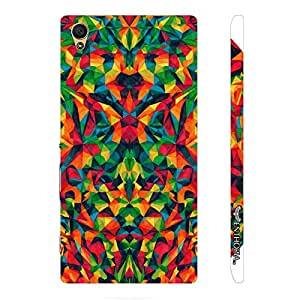 Sony Xperia Z5 Dual Abstract Forest designer mobile hard shell case by Enthopia