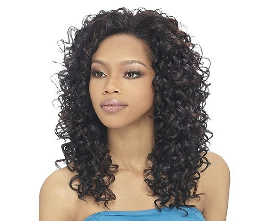 OUTRE Synthetic Hair Half Wig Quick Weave Bella 2