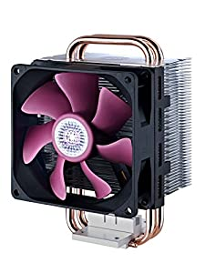 Cooler Master Blizzard T2 Dual Loop Heatpipe, CDC and Tower CPU Cooler