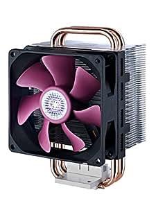 Cooler Master Blizzard T2 Ventilateur de processeur pour socket LGA 1156/1155/775/AMD FM1/AM3+/AM3