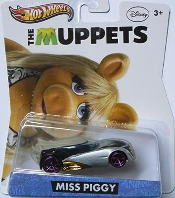Hot Wheels Disney The Muppets Miss Piggy