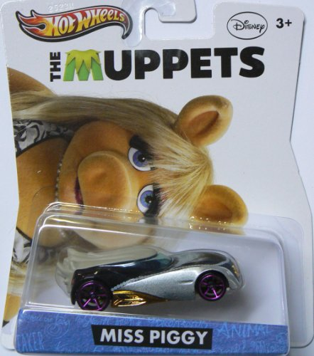 Hot Wheels Disney The Muppets Miss Piggy