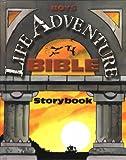 Boys Life Adventure Bible Storybook