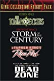 Stephen King Collector's Set (The Tommyknockers / Storm of the Century / Rose Red / The Dead Zone)