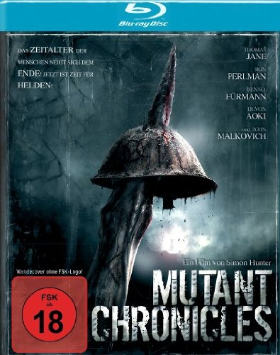 Mutant Chronicles [Blu-ray]