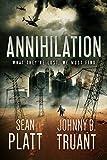 Annihilation (Alien Invasion Book 4)