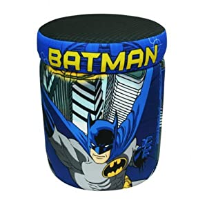 Warner Brothers Batman Storage Ottoman