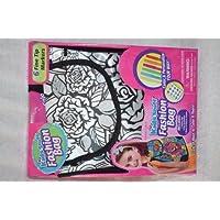 Kids Stuff Fashion Bag Set Color Your Own Bag Set NIB