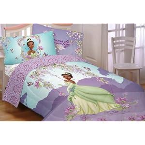 Princess Tiana Bedding
