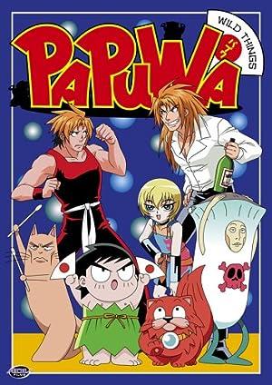 PAPUWA DVD-BOX
