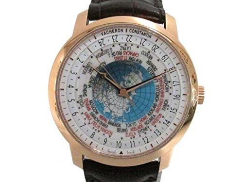 [ヴァシュロン・コンスタンタン] VACHERON CONSTANTIN パトリモニー・トランディショナル ウォッチ 腕時計 K18PG(750)ピンクゴールド×レザーベルト 86060/000R-9640 [並行輸入品]