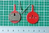 MTB スラム(SRAM) エイヴィッド(AVID) BB5用 ディスクブレーキパッド レジンパッド