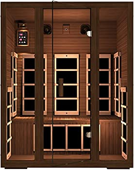 JNH Lifestyles Freedom 3-Person Far Infrared Sauna