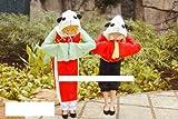 Ranpi 進撃! 黒靴 かかと擦れ防止マット付き 銀魂 神威 / 進撃の巨人 ミカサ / マギ アリババ アラジン / vocaloid gumi グミ コスプレ 靴 23.5cm