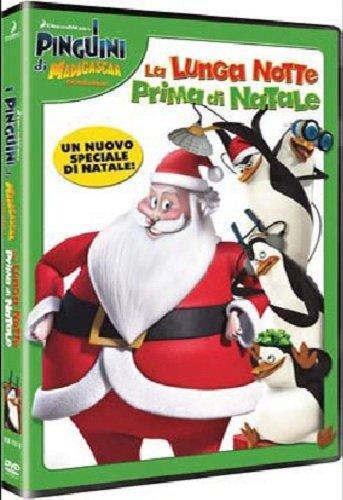 I Pinguini Di Madagascar - La Lunga Notte Prima Di Natale