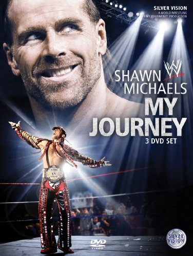 WWE - Shawn Michaels: My Journey [Edizione: Regno Unito]