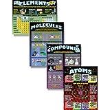 Teaching Poster Set: Atoms, Elements, Molecules & Compounds; no. MC-P153