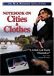 A Notebook on Clothes and Cities (Auf...