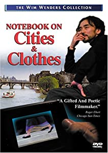 Notebook on Cities and Clothes