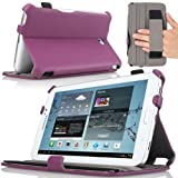 MoKo Samsung Galaxy Tab 3 7.0 Case - Slim-Fit Multi-angle Folio Cover Case For Samsung Galaxy Tab 3 7.0 Inch SM-T2100...