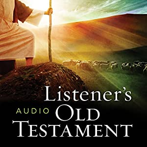 The KJV Listener's Audio Bible, Old Testament Audiobook