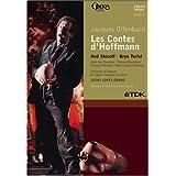 Offenbach - Les Contes d'Hoffmann (The Tales of Hoffmann) / Shicoff, Swenson, Terfel, Rancatore, Mentzer, Uria-Monzon, Senechal, Gubisch, Lopez Cobos, Paris Opera ~ Neil Shicoff