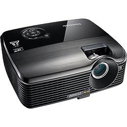 ViewSonic PJD5112 SVGA DLP Projector - 120Hz 3D Ready 2600 Lumens 2800 1 DCR
