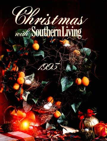 Christmas With Southern Living 1993
