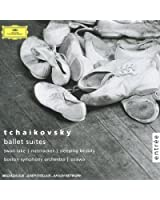 Tchaïkovski - Suites de ballet : Le lac des cygnes - Casse-noisette - La belle au bois dormant
