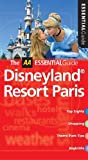 AA Essential Disneyland Paris Resort (AA Essential Guide)