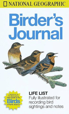 National Geographic Birders Journal
