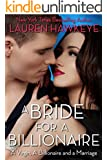 A Bride for a Billionaire (A Virgin, A Billionaire and a Marriage Book 1)