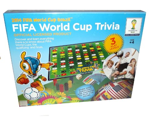 Fifa World Cup 2014 Trivia Game