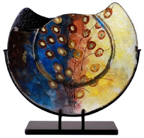 Blog Art Glass Vases Cressida Glassware Signature Sunset Reed