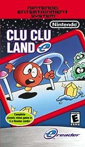 E-Reader Clu Clu Land [Game Boy Advance]