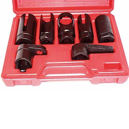 7 Pc Oxigen Sensor And Sending Unit Socket Set Heavy Duty Kit (Sensors Oxigen compare prices)