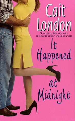 It Happened at Midnight (Avon Light Contemporary Romances), CAIT LONDON