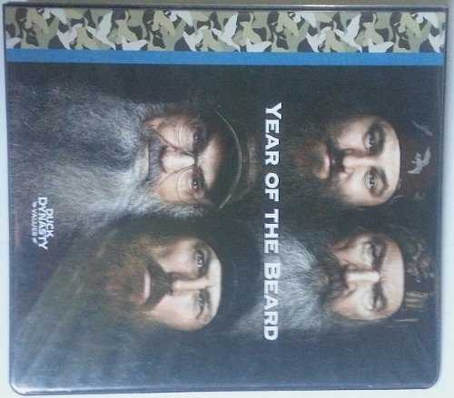 Duck Dynasty Year Of The Beard 1In. 3 Ring Binder