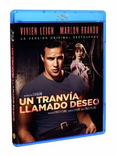 Un Tranvía Llamado Deseo (1951 + Ec) [Blu-ray]