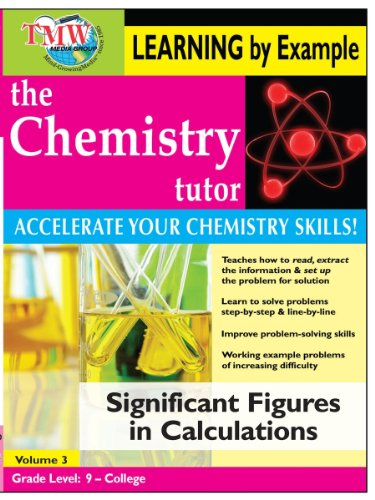 Chemistry Tutor:  Learning By Example - Significant Figures in Calculations