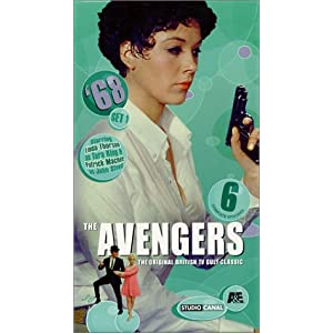 The Avengers '68 Set 1 movie