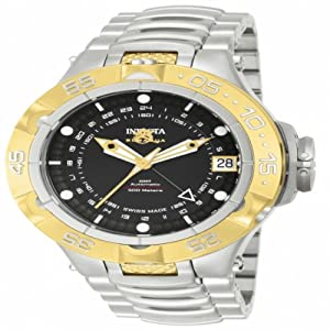 Invicta Subaqua GMT Automatic Mens Watch 12874