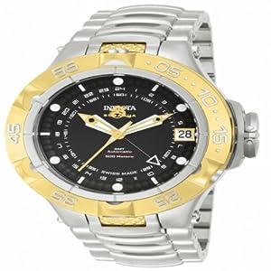 Invicta Subaqua GMT Automatic Mens Watch 12874