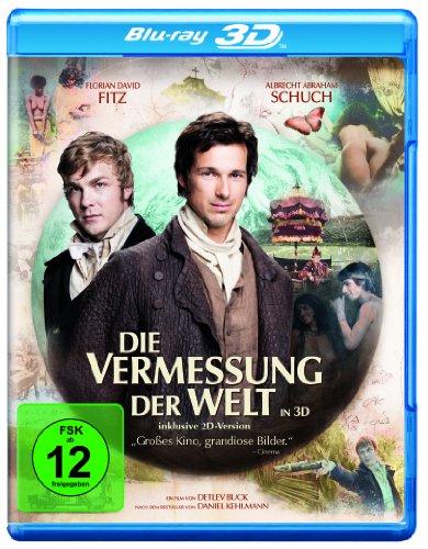 Die Vermessung der Welt (+ Blu-ray) (inkl. 2D-Version)
