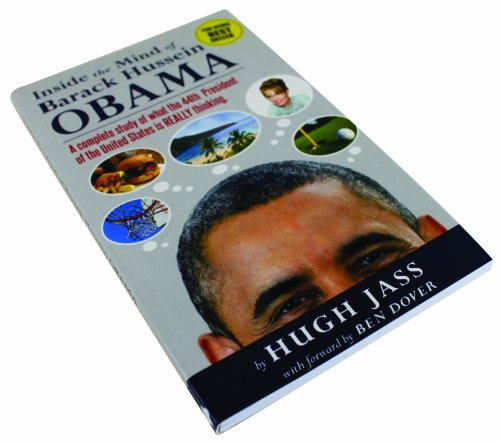 BigMouth Inc Inside The Mind of Barack Obama Book